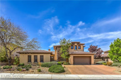 Photo of 11 CLEAR CROSSING Trail, Henderson, NV 89052 (MLS # 2146604)