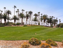 Photo of 180 DUCK HOLLOW Avenue, Las Vegas, NV 89148 (MLS # 2147571)
