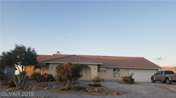 Photo of 5660 East GRAIN MILL, Pahrump, NV 89061 (MLS # 2148246)