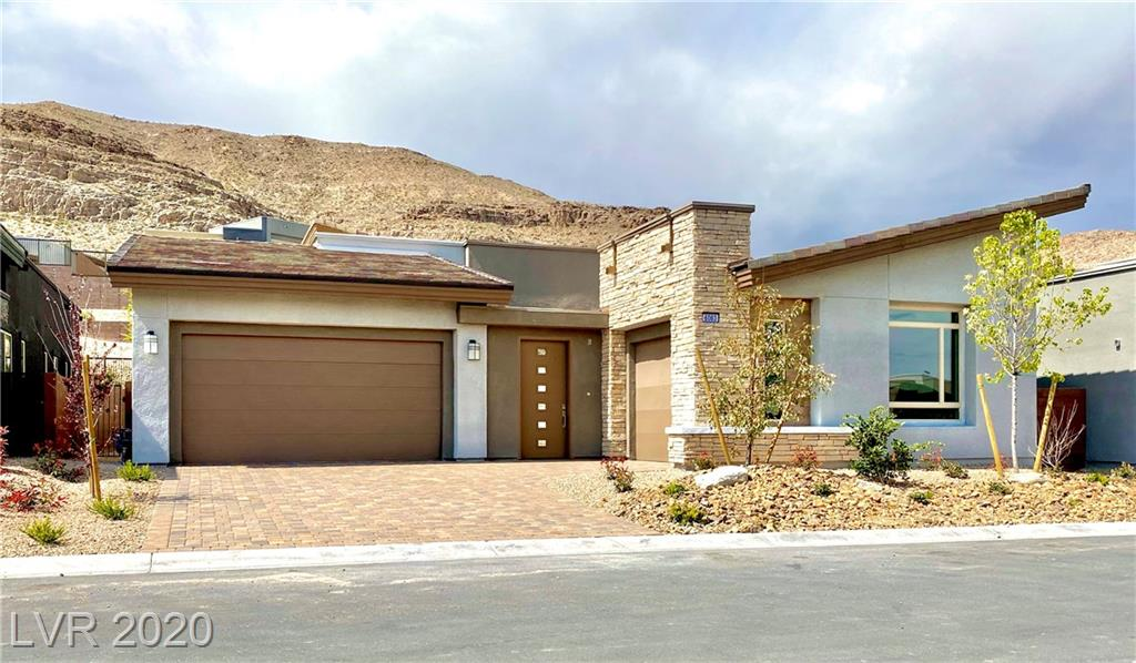 Photo for 6083 STONE RISE Street, Las Vegas, NV 89135 (MLS # 2148646)
