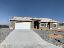 Photo of 4860 East STUBBLEFIELD, Pahrump, NV 89061 (MLS # 2149674)
