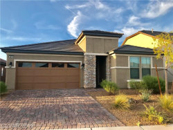 Photo of 3076 YOUNG BOUVIER Avenue, Henderson, NV 89044 (MLS # 2156348)