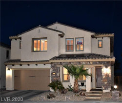 Photo of 1040 VIA SAINT LUCIA Place, Henderson, NV 89015 (MLS # 2156362)