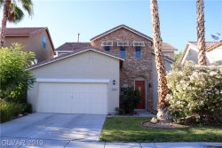 Photo of 1210 SONATINA Drive, Henderson, NV 89052 (MLS # 2156959)