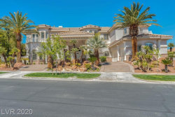 Photo of 1425 IRON HILLS Lane, Las Vegas, NV 89134 (MLS # 2158328)