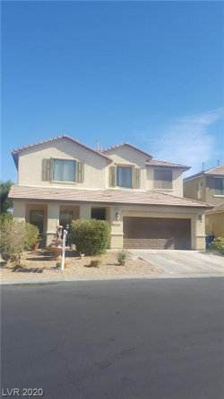Photo of 4916 CAPO GALLO Street, Las Vegas, NV 89130 (MLS # 2161201)