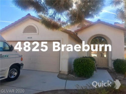 Photo of 4825 BRAEBURN Drive, Las Vegas, NV 89130 (MLS # 2163715)
