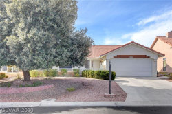 Photo of 5417 SINGING HILLS Drive, Las Vegas, NV 89130 (MLS # 2165661)
