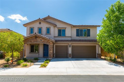 Photo of 1160 VIA DELLA COSTRELLA, Henderson, NV 89011 (MLS # 2166349)