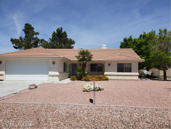 Photo of 610 West INDIAN WELLS, Pahrump, NV 89060 (MLS # 2178085)