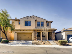 Photo of 1063 Via Saint Lucia Place, Henderson, NV 89011 (MLS # 2178797)