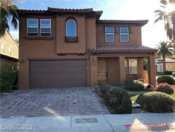 Photo of 503 Via Garofano, Henderson, NV 89011 (MLS # 2180697)