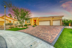 Photo of 1003 Via Saint Lucia Place, Henderson, NV 89011 (MLS # 2208133)
