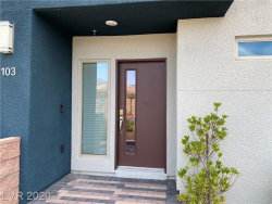 Photo of 11313 Vision Peak Avenue, Unit 103, Las Vegas, NV 89135 (MLS # 2212581)