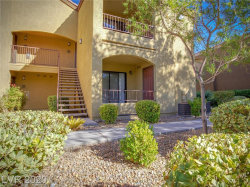 Photo of 950 Seven Hills Drive, Unit 118, Henderson, NV 89052 (MLS # 2239807)