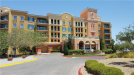 Photo of 30 STRADA DI VILLAGGIO, Unit 317, Henderson, NV 89011 (MLS # 1918220)