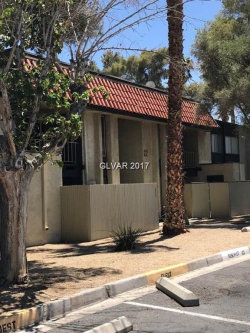 Photo of 1405 VEGAS VALLEY Drive, Unit 256, Las Vegas, NV 89169 (MLS # 1952561)