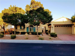 Photo of 408 LAKE WINDEMERE Street, Las Vegas, NV 89138 (MLS # 2042621)