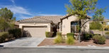Photo of 2753 GALLANT HILLS Drive, Las Vegas, NV 89135 (MLS # 2044654)
