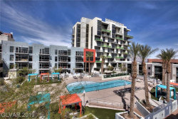 Photo of 353 East BONNEVILLE Avenue, Unit 806, Las Vegas, NV 89101 (MLS # 2086018)