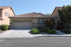 Photo of 19 BERGHOLT CREST Avenue, Henderson, NV 89002 (MLS # 2099520)