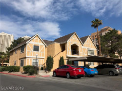 Photo of 4630 KOVAL Lane, Unit B, Las Vegas, NV 89169 (MLS # 2099593)