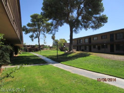 Photo of 605 ROYAL CREST, Unit 19, Las Vegas, NV 89109 (MLS # 2127104)