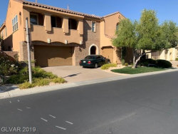 Photo of 63 CONTRADA FIORE Drive, Henderson, NV 89011 (MLS # 2151242)