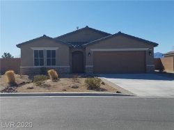 Photo of 3813 East GARFIELD, Pahrump, NV 89061 (MLS # 2173547)