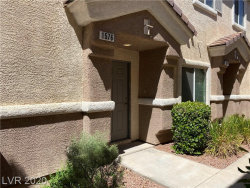 Photo of 1576 WILD WILLEY Way, Unit 0, Henderson, NV 89002 (MLS # 2208908)