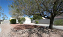 Photo of 1516 Dusty Canyon Street, Henderson, NV 89052 (MLS # 2212422)