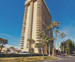 Photo of 3111 Bel Air Drive, Unit 6D, Las Vegas, NV 89109 (MLS # 2222515)