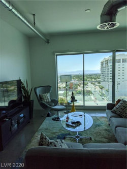 Photo of 200 Hoover Avenue, Unit 1107, Las Vegas, NV 89101 (MLS # 2225857)