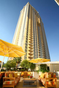 Photo of 125 East Harmon, Unit 1518/1520, Las Vegas, NV 89109 (MLS # 1878933)