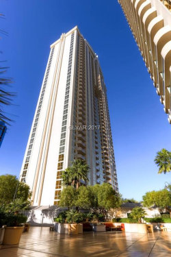 Photo of 145 HARMON Avenue, Unit 821, Las Vegas, NV 89109 (MLS # 1940764)