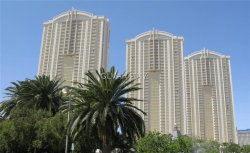 Photo of 125 East HARMON Avenue, Unit 309, Las Vegas, NV 89109 (MLS # 1952741)