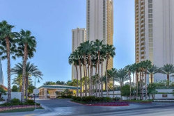 Photo of 125 HARMON Avenue, Unit 1018, Las Vegas, NV 89109 (MLS # 1990837)