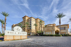 Photo of 2455 SERENE Avenue, Unit 927, Las Vegas, NV 89123 (MLS # 2085097)