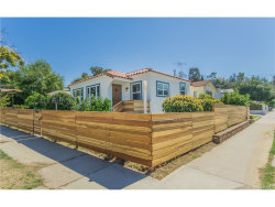 Photo of 1052 Neola Street, Eagle Rock, CA 90041 (MLS # CV17228433)