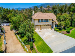 Photo of 10154 Whispering Forest Drive, Alta Loma, CA 91737 (MLS # CV18150081)