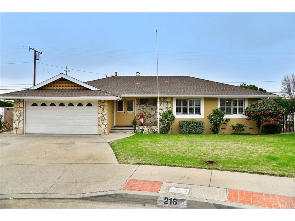 Photo for 216 S Homerest Avenue, Covina, CA 91722 (MLS # CV19044475)