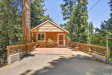 Photo of 838 Lake Drive, Lake Arrowhead, CA 92352 (MLS # CV19150895)