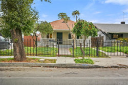 Photo of 1411 Roland Curtis Place, Los Angeles, CA 90062 (MLS # CV20134769)