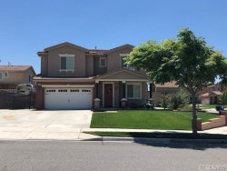 Photo of 15345 Thistle Street, Fontana, CA 92336 (MLS # CV20245915)