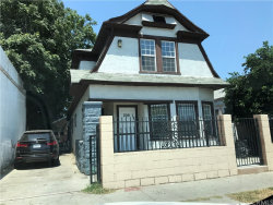 Photo of 207 E Vernon Avenue, Los Angeles, CA 90011 (MLS # DW17188087)
