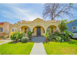 Photo of 5322 Westhaven Street, Los Angeles, CA 90016 (MLS # DW18091601)