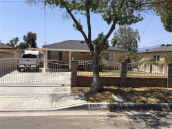 Photo of 5415 Durfee Avenue, El Monte, CA 91732 (MLS # DW18183889)