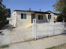 Photo of 121 W 88th Place, Los Angeles, CA 90003 (MLS # DW18197813)