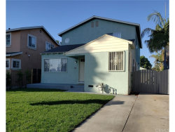 Photo of 3347 Cherokee Ave, South Gate, CA 90280 (MLS # DW18267226)