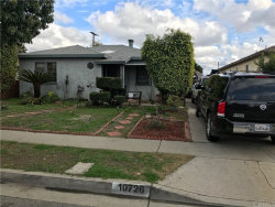 Photo of 10726 Madge Avenue, South Gate, CA 90280 (MLS # DW19010511)